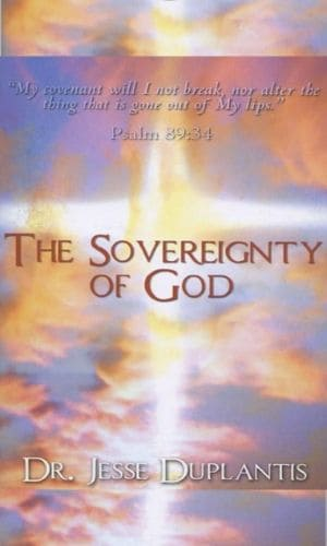 The Sovereignty of God | Jesse Duplantis