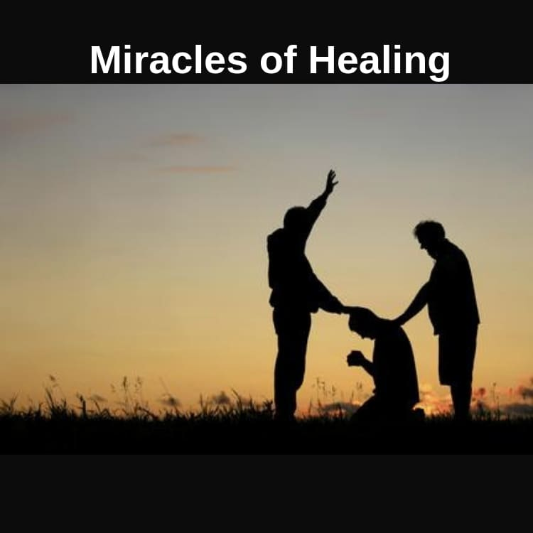 Miracles of Healing Series – Vol. 4 – 05 The Blind Man at Bethsaida | Kenneth E Hagin