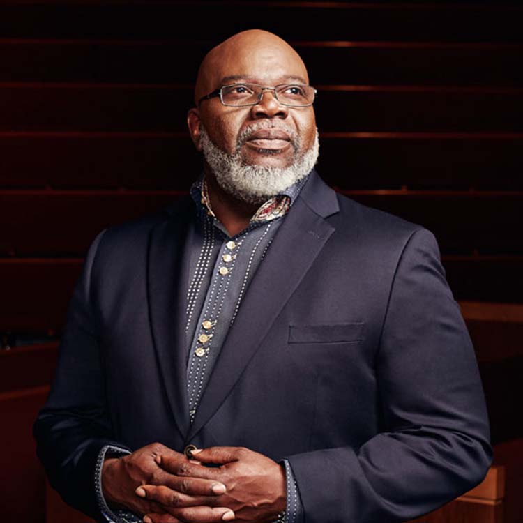 The Golden Lampstand | T.D Jakes